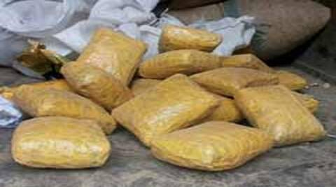 Pakistan-occupied Kashmir (PoK) authorities have claimed diplomatic immunity for the driver who was arrested after recovery of a huge haul of brown sugar from his vehicle on the Srinagar-Muzaffarabad Cross-Line of Control trade route. (PTI)