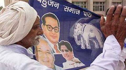 The party leadership has failed to re-energise the organisation. Even now, the BSP is relying on its old formula of social engineering for revival. (PTI)