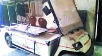For over a yr, battery-operated stretcher lies unused atNair