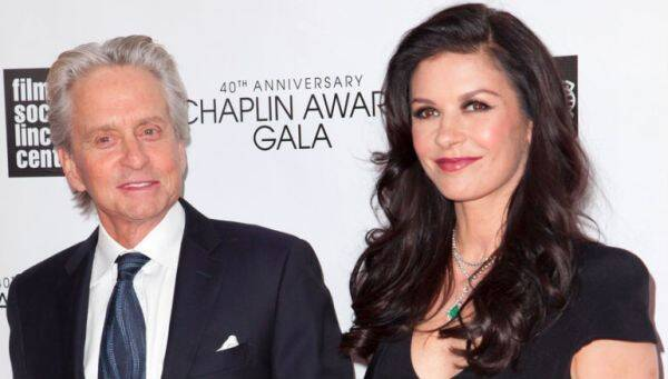 Catherine Zeta-Jones and Michael Douglas separated in August after 13 years of marriage. (Reuters)