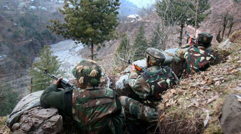 Infiltration bid foiled along LoC; Armyman killed in gunbattle with terrorists