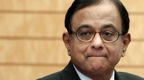 Finance Minister P Chidambaram. (Photo: Reuters)