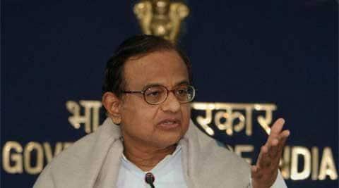 Finance minister P Chidambaram. (PTI)