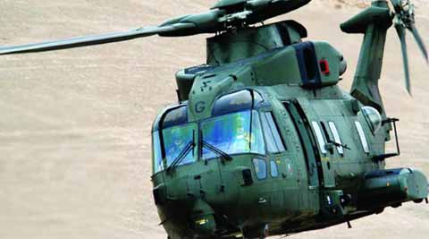 While India has terminated the Rs 3,546 crore contract with AgustaWestland in January, the CBI is probing the deal for alleged kickbacks.