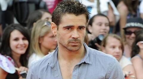 Colin Farrell in Ben Affleck: In 'Argo', it was such a controlled performance. I think he'll kill it as 'Batman'. (Reuters)