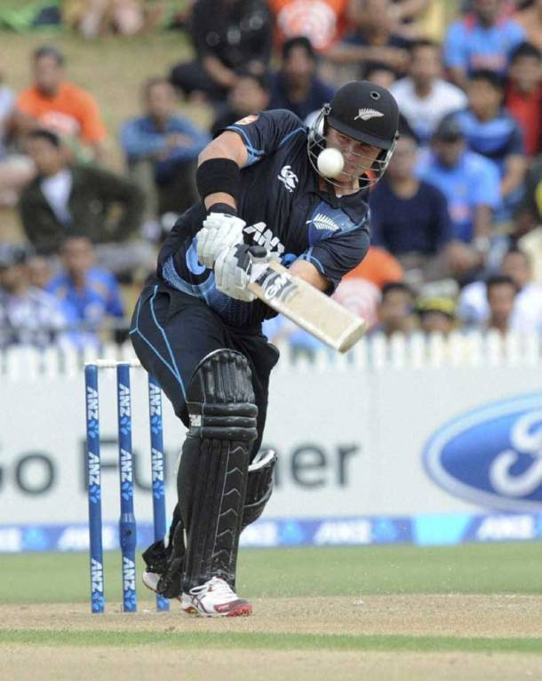 Corey Anderson played another brilliant cameo smashing 44 off only 17 balls with five huge sixes (AP)
