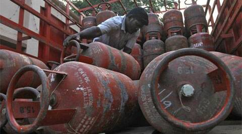 LPG Cylinder will now cost Rs 1,134, down from Rs 1,241, in Delhi. (Reuters)