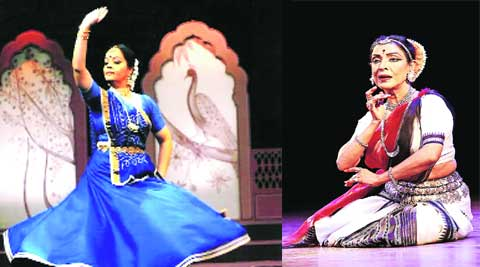 An experiment in classical dance has three soloists choreograph pieces for one another