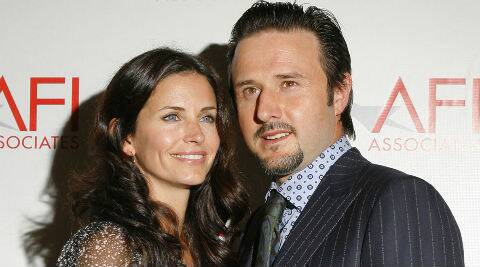 Courteney Cox and David Arquette remain on good terms and are both committed to co-parenting their daughter, Coco. (Reuters)