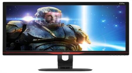 CES 2014: New Philips gaming monitor eliminates lag on screen