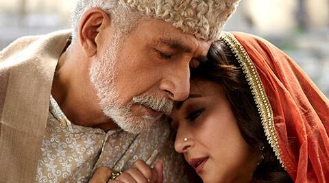 'Dedh Ishqiya' lets the two scheme and plot and even use the men vying for their attention to finally ride off into the sunset in a battered old Maruti together.