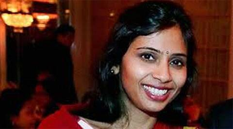 Khobragade pleading guilty in the case, are willing to waive her prison term while recognising it as a criminal offence, it is learnt. (IE Photo)