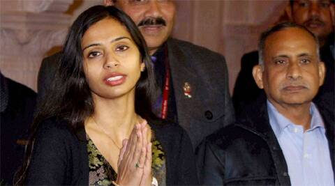 Devyani Khobragade is not permitted to return to the United States except to submit to the jurisdiction of the court. (PTI)