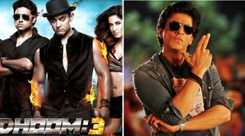 Superstar Aamir Khan's 'Dhoom 3' and Shah Rukh Khan's 'Chennai Express' have been nominated in the worst film category at the sixth annual Golden Kela awards, a spin off on Hollywood's Razzies.