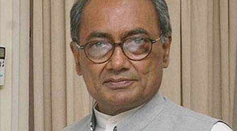 Digvijay Singh and Madhusudan Mistri are among five Congress nominees for Rajya Sabha elections announced on Monday. (PTI)