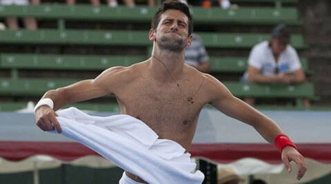 Novak Djokovic's last Grand Slam win was the 2013 Australian Open (AP)