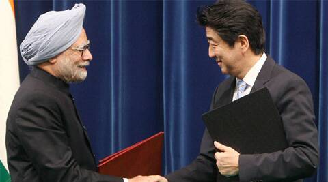 If there is one country in the world that ought to welcome Japan's revival and its desire to be an active player in the new global balance of power it is India. (PTI)