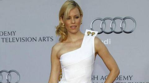 Elizabeth Banks was most recently seen reprising her role as Effie Trinket in 'The Hunger Games: Catching Fire'. (Reuters)