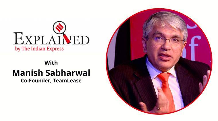 From take-home salary to start-up at home? Manish Sabharwal breaks down the Indian job scenario