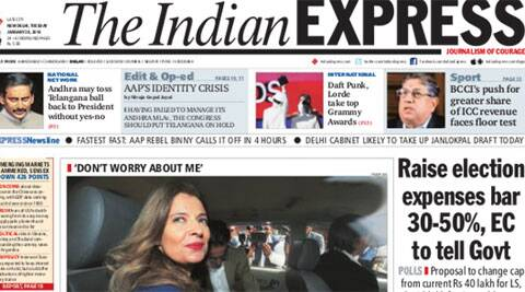 Five best stories of the Indian Express you must read before starting your day.