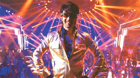 Low point: Ranbir Kapoor in Besharam