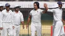 Ranji Trophy: Samad Fallah's seven for 58 skittles out Bengal for114