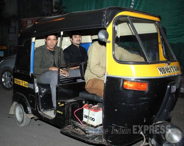 Farhan Akhtar, Vir Das, Abhay Preeti get filmi