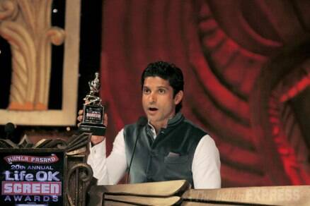 Life OK Screen Awards showcasing the biggest Indian film stars