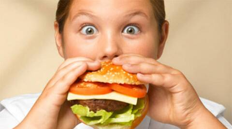 Researchers say children who rely on fast foods may tend to have parents who do not have the means, desire or time to purchase or prepare healthy foods at home.