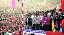 Vadodara runs for women's safety