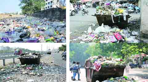 As many as 9 lakh bins will be distributed free of cost; PCMC to implement sustainable management of solid waste plan.