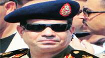 General Sisi, the military officer who ousted Egypt's first elected president last summer and who has been serving as defence minister, was also promoted on Monday to field marshal.