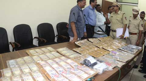 Bollywood film inspires gold heist, 6 arrested   Cities News, The