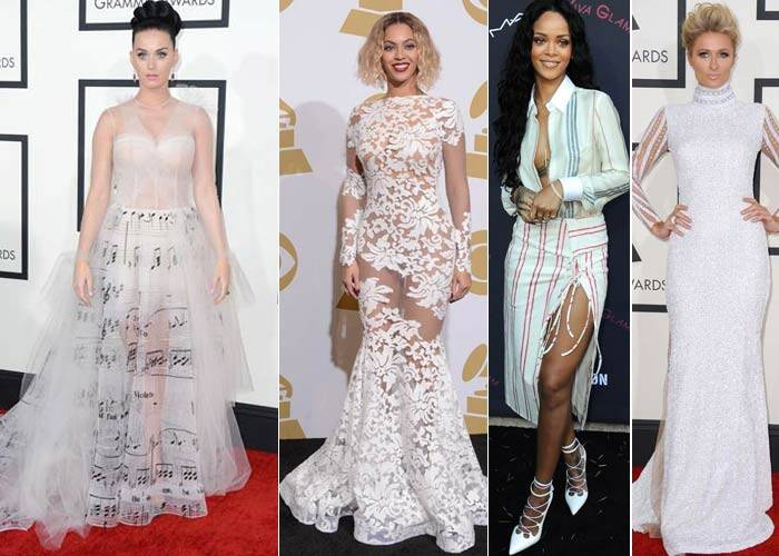 b585f91c897 Style quotient at the Grammy Awards 2014  Katy Perry