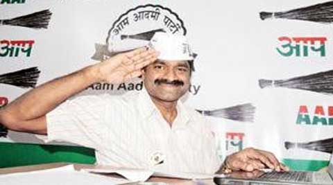 "AAP's media spokesperson Bhushan Bhatt said, ""We are following the process since Delhi elections."