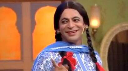 Sunil Grover's new comedy show titled as 'Mad inIndia'