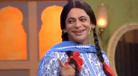 Sunil Grover is returning to the small screen in a new avatar with 'Mad in India'.
