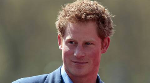 Prince Harry, a captain in the army is fourth in line to the British throne and would transfer to a desk job. (Reuters)