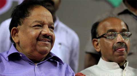 Harsh Vardhan and Goel are trying to run the Delhi unit separately, resulting in confusion.