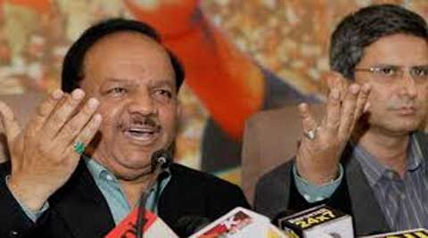 """""""Kejriwal promised to pass the Jan Lokpal Bill on December 29. He also promised to end VIP culture. But his own ministers took to commuting in expensive cars bearing VIP numbers, Vardhan said. (PTI)"""