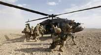 Afghan Taliban caused helicopter crash in December: US