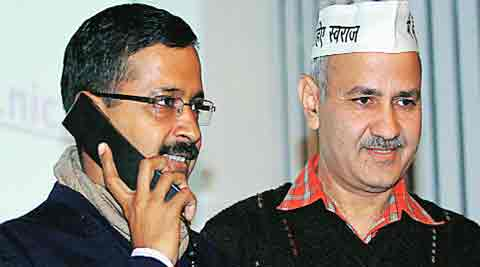 Sisodia said he would pick random numbers and call back to cross-check if their complaints had been resolved.