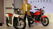 Hero unveils diesel concept bike, 4 other vehicles