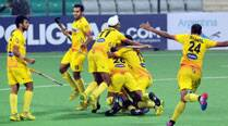 India conjure winning script against Olympic champions