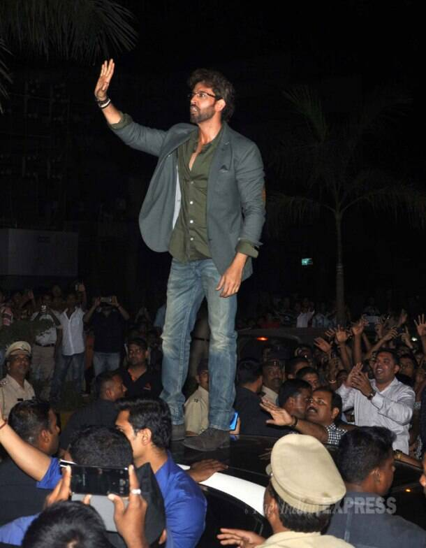 Happy Birthday Bollywood Superhero Hrithik Roshan