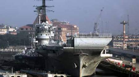 INS Viraat could go the Vikrantway