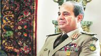 Seen as public confidence in General Sisi.