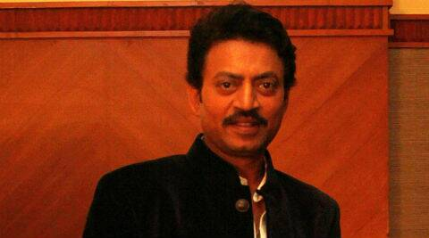 Irrfan Khan on Bollywood: It is just about the dream world and hence hard hitting issues are not usually raised. (IE Photo: Amit Chakravarty)