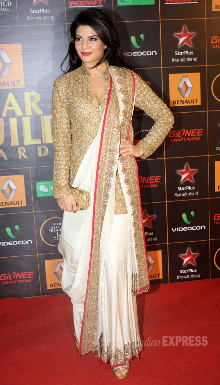 Bollywood's best dressed beauties this award season
