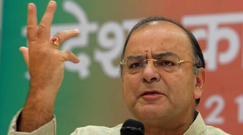 Jaitley said a sense of idealism in AAP has been replaced by the desire for job-seeking, which, in turn, has resulted in fissures within the party. (Express Archive)